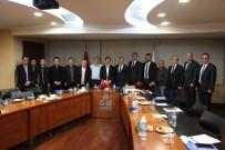 MİLYAR DOLAR - Çin İle Adana Arasında Ticaret Köprüsü Kuruluyor