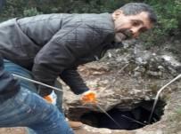 AYASOFYA - Define Kazına Ait Video Görüntüsü Ortaya Çıktı