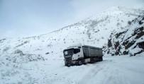 METEOROLOJI - Doğu'da Kar Yağışı Ve Dolu Uyarısı