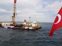 VEYSEL EROĞLU - Ergene'de Son Boru Denize Bırakıldı