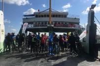 SIRKECI - İDO, Çocuk Bayramı'nı Bisikletlerle Karşıladı