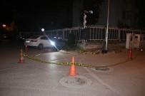 KAR MASKESİ - İzmir'de NATO Lojmanlarına Silahlı Saldırı
