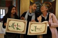 İTALYAN - 'Kelimenin Kalbi' Sergisi Roma'da Büyük İlgi Gördü