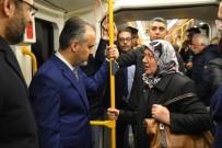 (Özel) Bursa'da Metroya Üçüncü İndirim Yolda