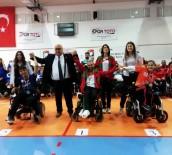 SPOR MERKEZİ - Samsunlu Engelli Sporcu Türkiye 2'İncisi Oldu