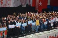 Sinop'ta 'Okul Sporları Halk Oyunları Yarışması'