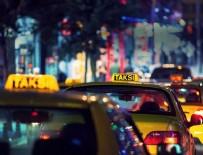 AĞIR CEZA MAHKEMESİ - Taksiye binen genç kadına tecavüz şoku!