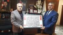 İSTIKLAL MARŞı - Yeşilli Belediye Başkanı Demir'e İstiklal Marşı Teşekkürü