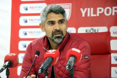 Yılport Samsunspor - Utaş Uşakspor Maçının Ardından