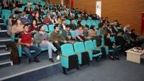 KONFERANS - AİÇÜ'de 'KOSGEB Ve Girişimcilik Destekleri' Konulu Konferans Düzenlendi