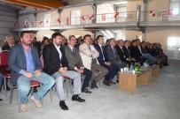 DENIZ TICARET ODASı - Ayvalık'ta Kenan Kaptan'ın Denizcileri Üretime Başlıyor