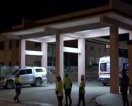 Azez'de Yaralanan 5 Polis İle 2 ÖSO Askeri Kilis'e Getirildi