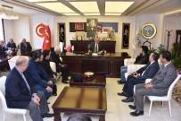 PROMOSYON - Başkan Bakkalcıoğlu'unun Basın Toplantısı