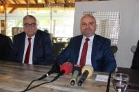 BASIN MENSUPLARI - Başkan Mersinli Yerel Seçimleri Değerlendirdi