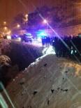 KAR YAĞıŞı - Bitlis'te İntihara Teşebbüs Eden Vatandaş, Polisler Tarafından Son Anda Kurtarıldı
