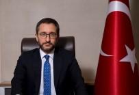 AY YıLDıZ - Cumhurbaşkanlığı İletişim Başkanı Altun'dan Şehit Cenazesinde Yaşananlar Hakkında Açıklama