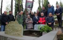 KAYACıK - Gazeteci Ahmet Kayacık Mezarı Başında Anıldı