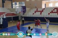 BELEDİYESPOR - Haliliye Basketbol Takımı Rakibini 81-68 Mağlup Etti