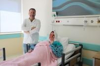 Isparta'da Sırt Üstü Kapalı Böbrek Taşı Ameliyatı