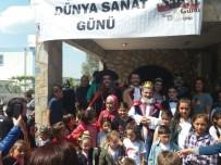 KÜLTÜR SANAT MERKEZİ - Karaova'nın Çocuklarına Sanat Şöleni