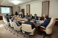 KUDAKA Sonuç Odaklı Projeler Vali Pehlivan Başkanlığında Ele Alındı