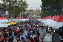 SIVIL TOPLUM KURULUŞU - Manisa Mesir Sanayi Ve Ticaret Fuarı Açılıyor