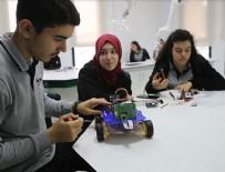 GAZI ÜNIVERSITESI - MEB fen lisesi öğrencilerini büyük bilim zirvesinde buluşturuyor