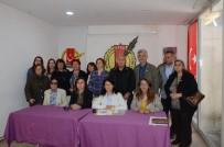 KONFERANS - Mersin'de Çocuk Yaşta Evliliğe Tepki