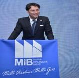 MİLYAR DOLAR - MİB'in Yeni Başkanı Emre Gencer Oldu