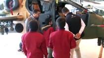 HÜRKUŞ - Öğrenciler Atak, Anka Ve Hürkuş'u İnceledi