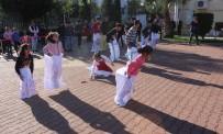 İSTIKLAL MARŞı - Özel Çocuklardan 23 Nisan Etkinliği