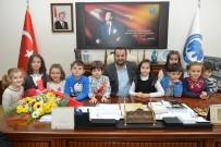 TEZAHÜR - Rektör Akgül'den 23 Nisan Mesajı