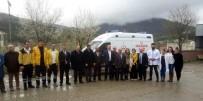SAĞLıK BAKANLıĞı - Sağlık Bakanlığı Tarafından Pınarbaşı'na Ambulans Tahsis Edildi