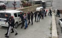 UYUŞTURUCU MADDE - Samsun'da 'Torbacı' Operasyonunda 12 Kişi Adliyede