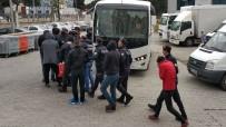 UYUŞTURUCU MADDE - Samsun'da 'Torbacı' Operasyonunda 6 Kişi Tutuklandı