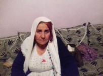 GEÇITLI - Tek Başına Yaşayan Kadının Evini Yağışlar Yıktı