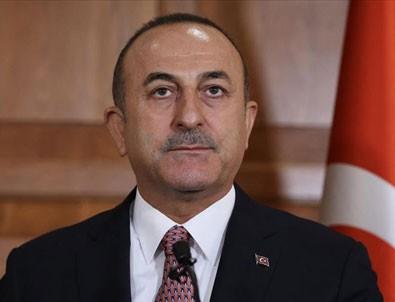 Dışişleri Bakanı Çavuşoğlu: Tek taraflı yaptırımları ve dayatmaları kabul etmiyoruz