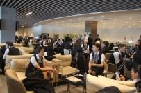 MARKET - THY Uçuş Personeli İçin Özel Terminal Yaptı
