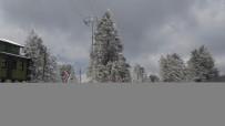 METEOROLOJI - Uludağ'da Kar Kalınlığı 39 Santimetreye Ulaştı