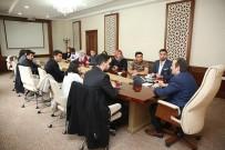 Vali Pehlivan, Ombudsmanlık Kulübü Öğrencilerini Kabul Etti