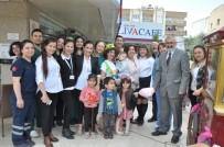 MUSTAFA KEMAL ATATÜRK - 23 Nisan Coşkusunu Hastanelerdeki Minikler De Yaşadı