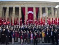 23 Nisan tüm yurtta coşkuyla kutlanıyor