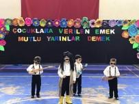 23 Nisan Ulusal Egemenlik Ve Çocuk Bayramı Aydıntepe'de Coşkuyla Kutlandı