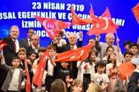 BELEDİYE BAŞKANLIĞI - 3 İlçede De Başkanlar Koltuklarını Devretti, İZTO'da Çocuk Meclisi Oluşturuldu