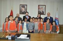BELEDİYE BAŞKANLIĞI - Ağrı'da Başkanlık Koltuğuna Suriyeli Berivan Oturdu