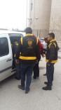 POLİS EKİPLERİ - Aksaray'da 2 Hırsızlık Şüphelisine Tutuklama