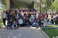 ALMANYA - Almanya, Fransa Ve Belçika'dan Gelen Öğrenciler Ağırlandı