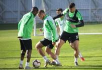 SPOR TOTO - Atiker Konyaspor'da Galatasaray Maçı Hazırlıkları Başladı