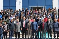 ATATÜRK EVİ - Avrupa'dan Gelen 140 Türk Öğrenci Dumlupınar'ı Ziyaret Etti