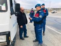 POLİS EKİPLERİ - Balıkesir'de Polis Ve Jandarmadan 'Huzurlu Sokaklar' Operasyonu